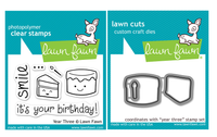 Lawn Fawn Stamps & Dies Bundle - Year Three