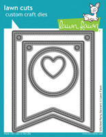 Lawn Fawn Dies - Stitched Party Banners