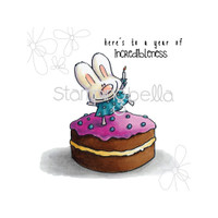 Stamping Bella - Happy Birthday Hoppy Poppy