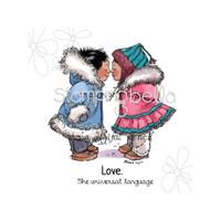 Stamping Bella - Eskimo Kisses