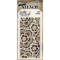 Tim Holtz Layered Stencil - Lace
