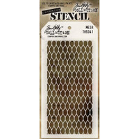 Tim Holtz Layered Stencil - Mesh