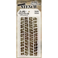 Tim Holtz Layered Stencil - Treads