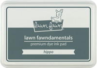 Lawn Fawn Ink Pad - Hippo
