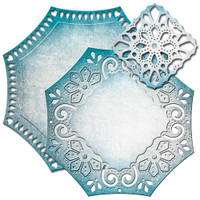 Spellbinders Nestabilities Decorative Elements Dies - Labels 46