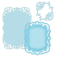 Spellbinders Nestabilities Dies - Labels 39 Decorative Accents