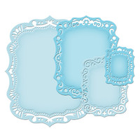 Spellbinders Nestabilities Dies - Labels 39 Decorative Elements