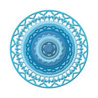 Spellbinders Nestabilities Decorative Elements Dies - Splendid Circles