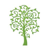Spellbinders D-Lites Die  - Whimsical Tree