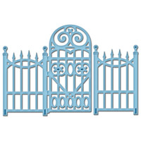 Spellbinders D-Lites Die  - Garden Gate
