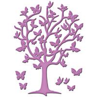 Spellbinders D-Lites Die  - Flutter Tree