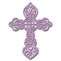 Spellbinders D-Lites Die  - Crosses 4