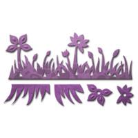 Spellbinders D-Lites Die  - Flower Field