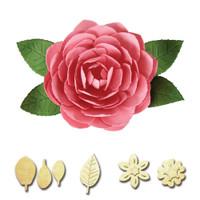 Spellbinders D-Lites Die  - Camellia