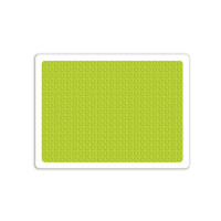 Sizzix Textured Impressions Embossing Folder by Brenda Walton- Quilted Diamonds