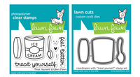 Lawn Fawn Stamps & Dies Bundle - Treat Yourself