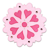 Sizzix Bigz Die - Decorative Doily by Scrappy Cat