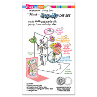 Stampendous Dies - Build A Pop-Up Die Set