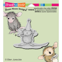 Stampendous: House Mouse Stamps - Cling So Big