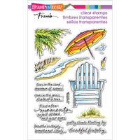 Stampendous - Seaside Chair
