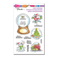 Stampendous - Clear Stamp Encouraging Words