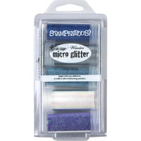 Stampendous Micro Glitter Kit - Winter