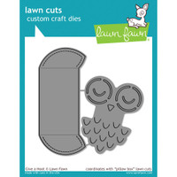 Lawn Fawn Dies - Give A Hoot