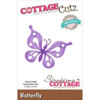 CottageCutz Petites Die - Butterfly