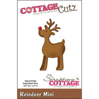 CottageCutz Mini Die - Reindeer