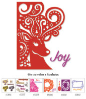 Simply Defined Joyous Tradition Collection - Holiday Reindeer