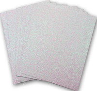 Simply Defined Clearly Glitter Adhesive Sheets 10 Pk