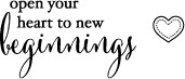 Memory Box Cling Stamps - Beginnings