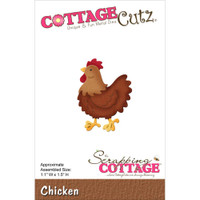 CottageCutz Die -  Chicken