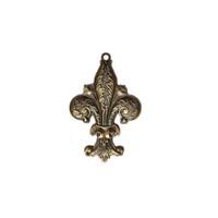 Spellbinders A Gilded Life - Fleur De Flourish - Bronze