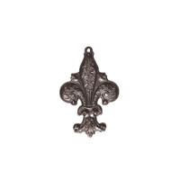 Spellbinders A Gilded Life - Fleur De Flourish - Silver