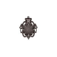 Spellbinders A Gilded Life - Crown Bezel - Small - Silver