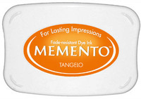 Memento Full Size Ink Pad - Tangelo