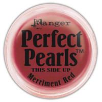 Perfect Pearls Powders by Ranger Ink - Merriment Red