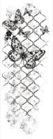 KaiserCraft Texture Clear Stamp - Flutter