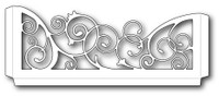 Memory Box Craft Dies - Scrollwork Sleeve