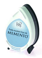 Memento Dew Drop Ink Pad - Summer Sky