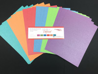 Simply Defined Be Dazzled Shimmer Paper - Primaries 18pk