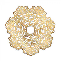 Sizzix Thinlits Die - Doily by Tim Holtz