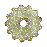 Sizzix Thinlits Die - Doily #2 by Tim Holtz