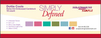 Simply Defined Dottie - Cools 18pk