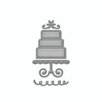 Spellbinders D-Lites  -  Layered Cake