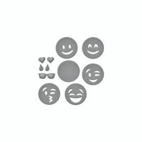 Spellbinders D-Lites  -  Emojis