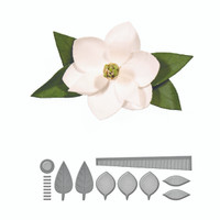 Spellbinders D-Lites Create a Flower -  Magnolia