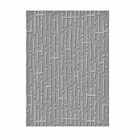 Spellbinders Embossing Folders by Seth Apter -  Maze