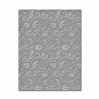 Spellbinders Embossing Folders  -  Floral